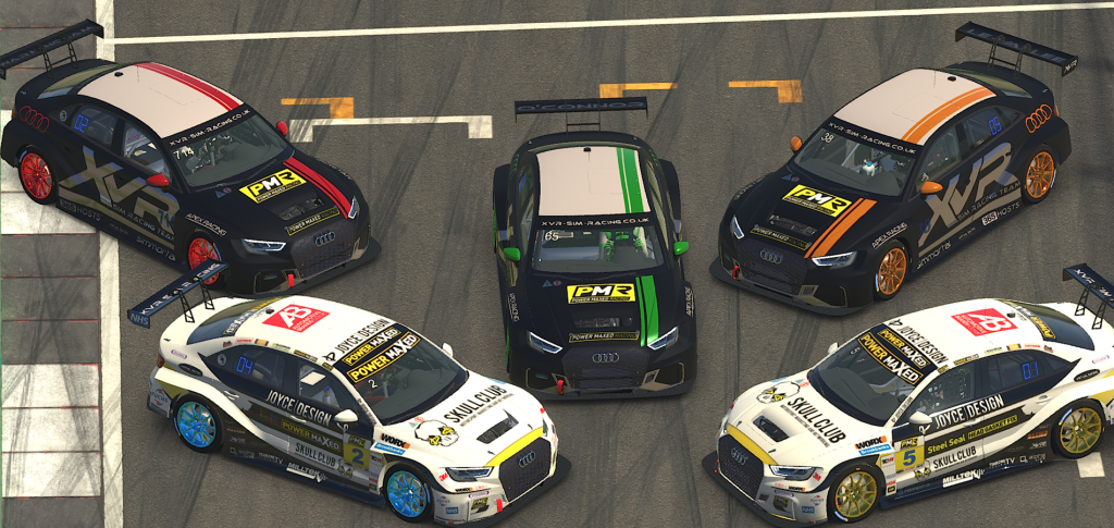XVR ready for the PMR TCR eseries