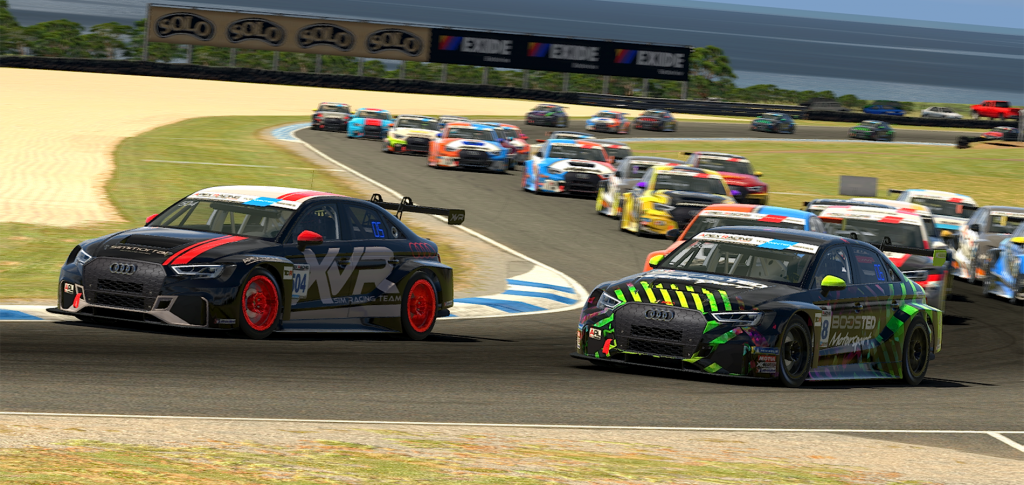 Racing the TCR at Phillip Island