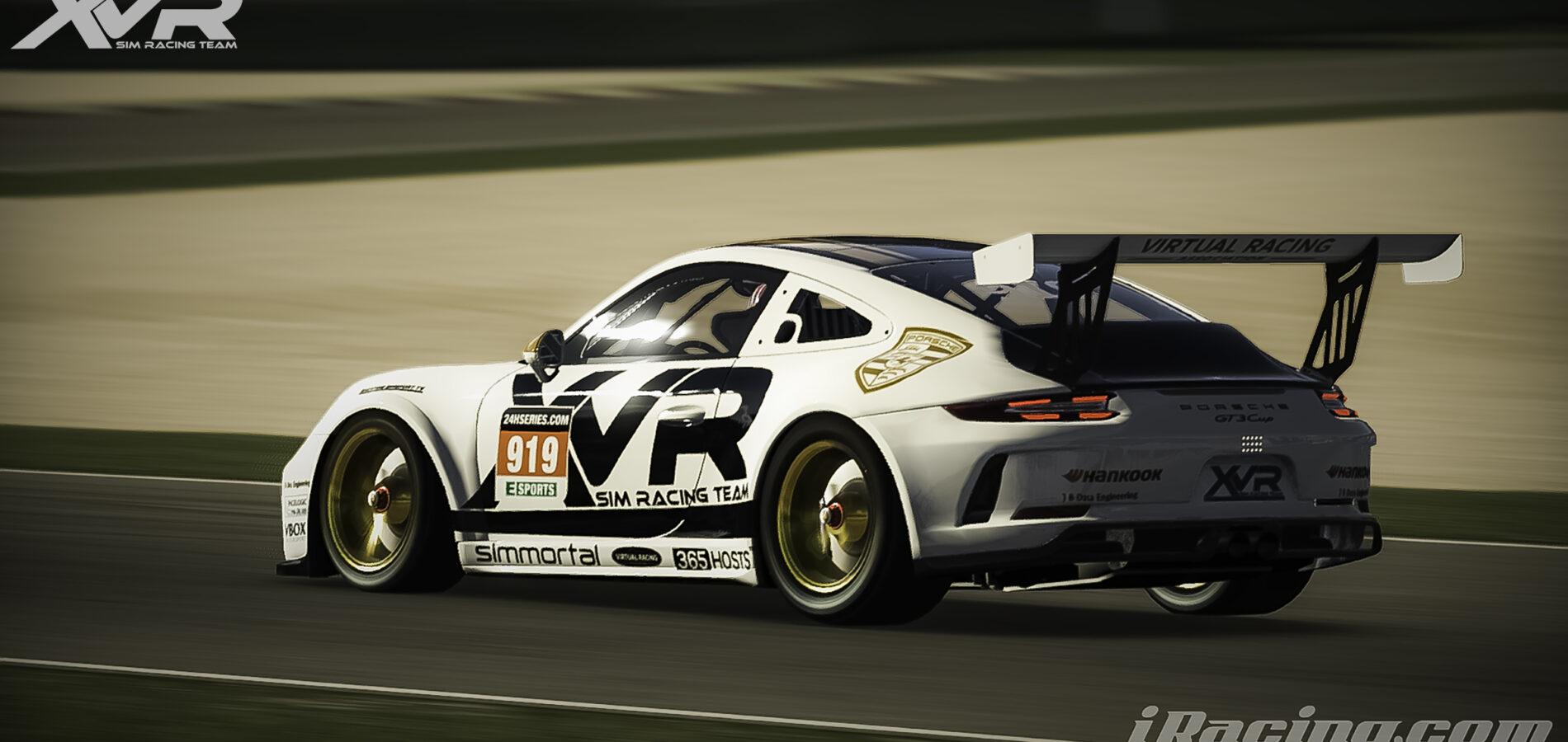 24H Series Esports powered by VCO XVR Pre Season Preview