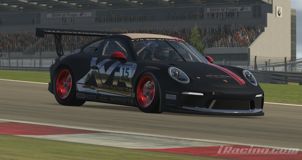 911 Porsche GT3 Cup