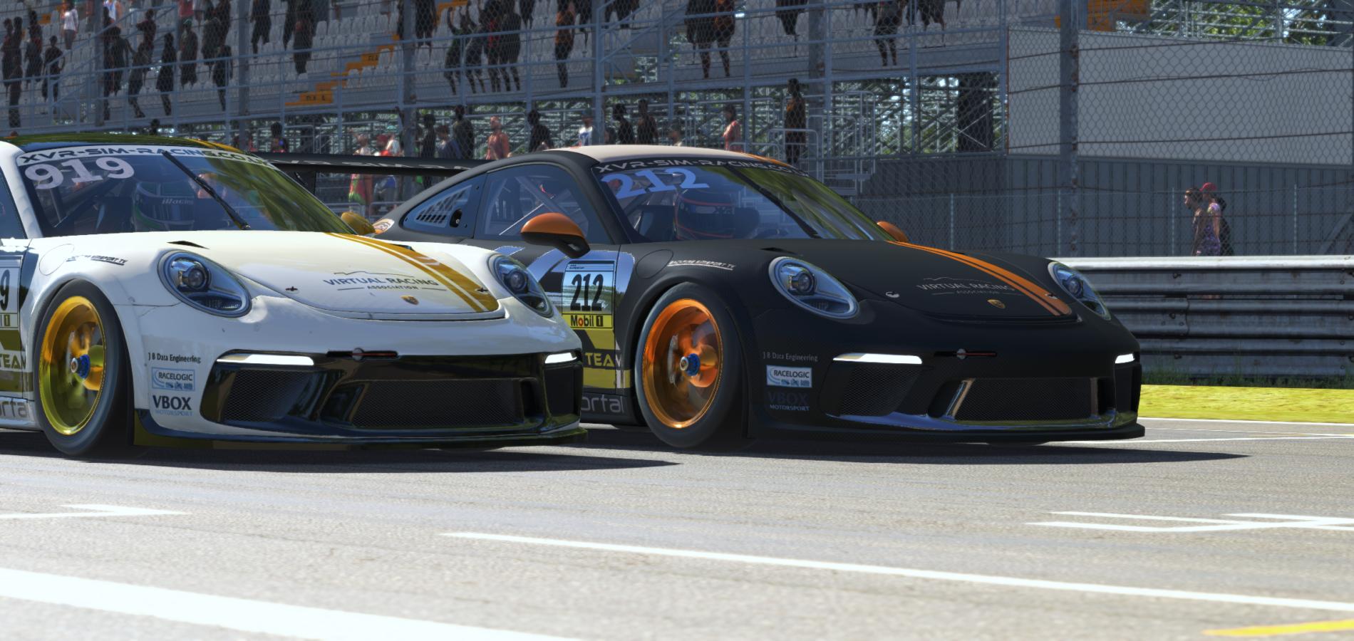 ASR update up after Round 2 @ Monza